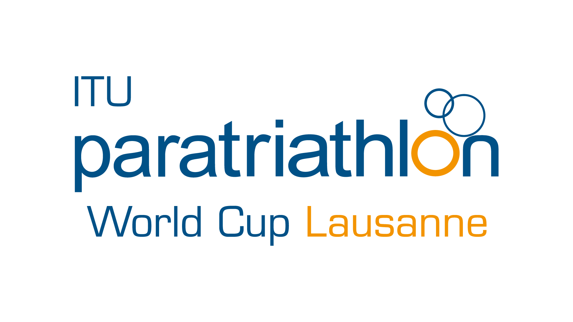 Logo Paratriathlon World Cup